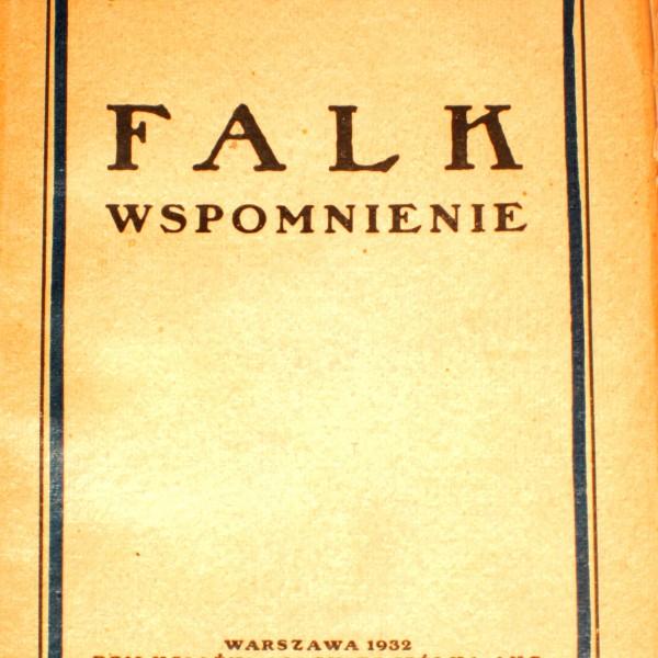 Falk.Wspomnienia