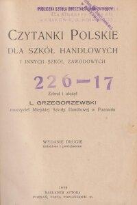 czytanki pol dla-Antykwariat-Wroclaw