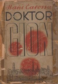doktor gion-Antykwariat-Wroclaw