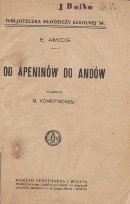 od-apeninow-do-andow