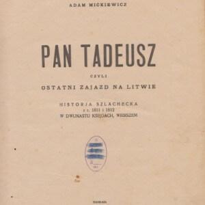 pan tadeusz109145