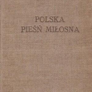 polska piesn milosna