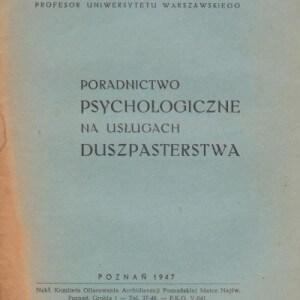 poradnictwo psychologiczne na us