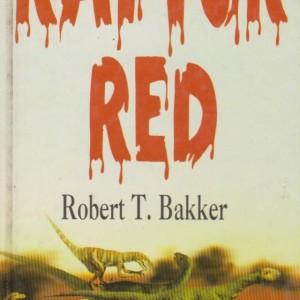 raptor red Antykwariat Szarlatan Wroclaw