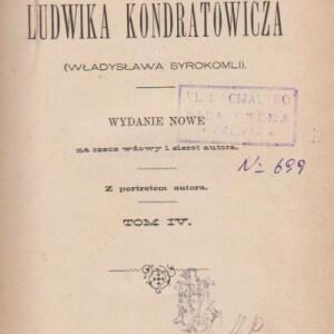 wybor poezyj l kondratowicza