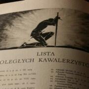 Ksiega Jazdy Antykwariat szarlatan Wroclaw 16