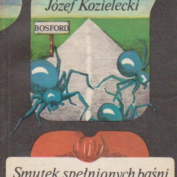 smutek spelnionych basni Antykwariat Szarlatan Wroclaw