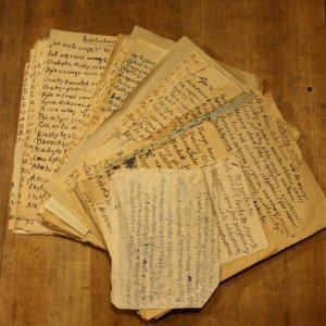 Zbiór rękopisów Pauli Wężyk