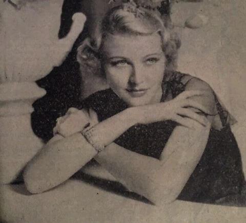 """""""Moja przyjaciółka"""", 1938r.,"""