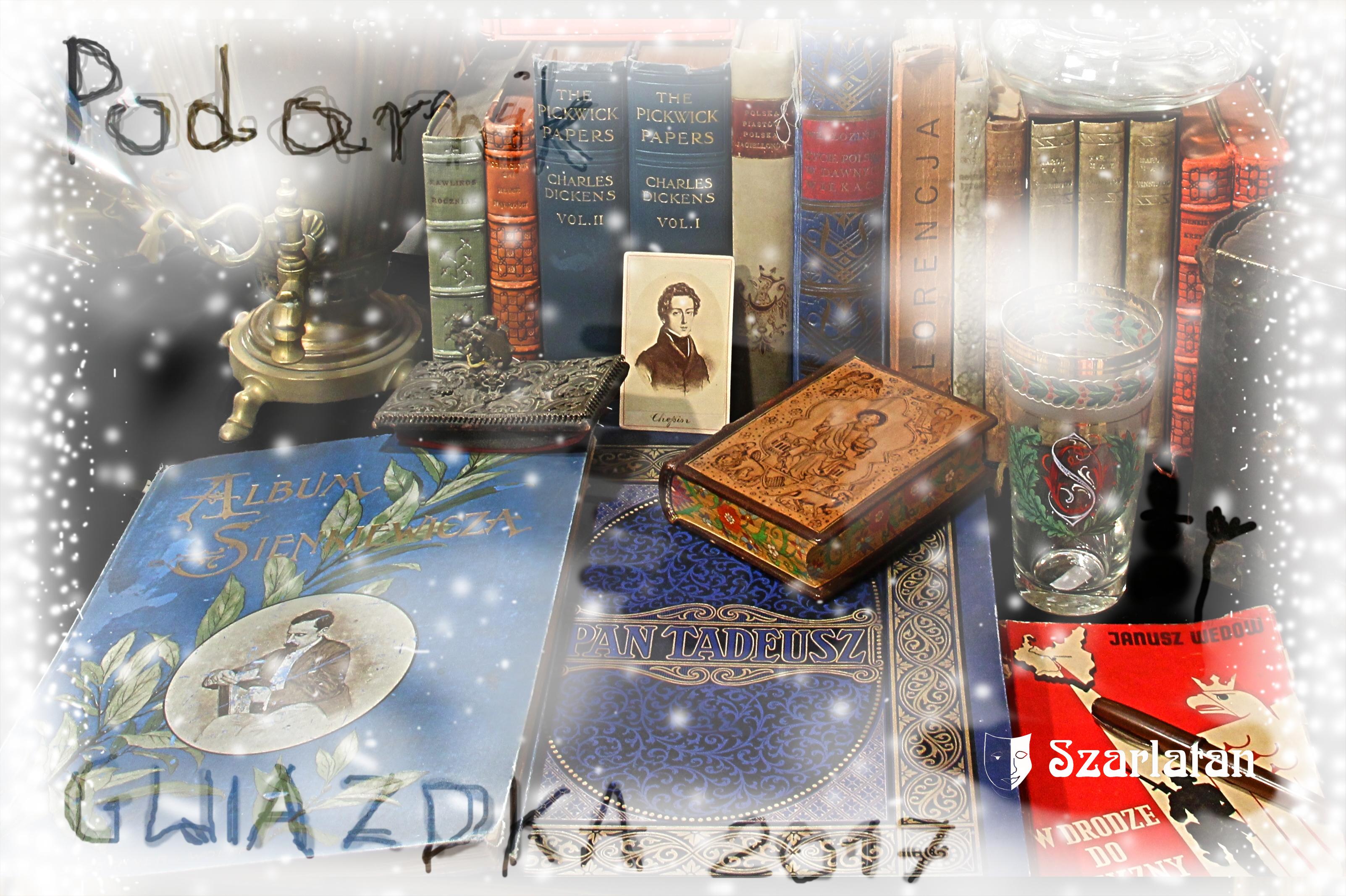 PODARNIK SZARLATANA GWIAZDKA 2017
