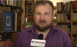 TV ECHO24 o wrocławskich antykwariatach