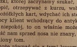 Dzieciństwo Jana Marcina Szancera
