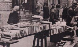 Jak się niegdyś książkami w stolicy handlowało.