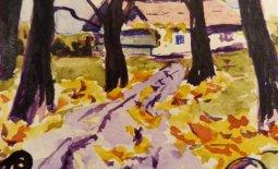 Jesień w antykwariacie